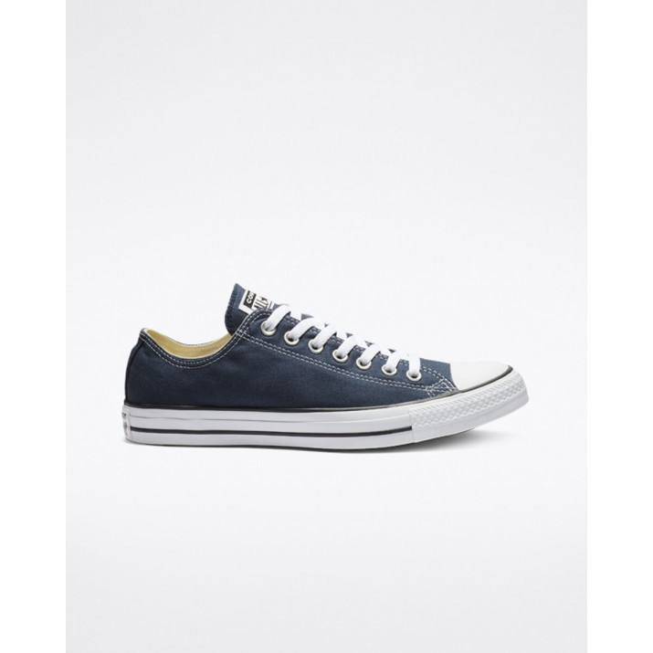 Womens Converse Chuck Taylor All Star Shoes Navy 015VGOJT