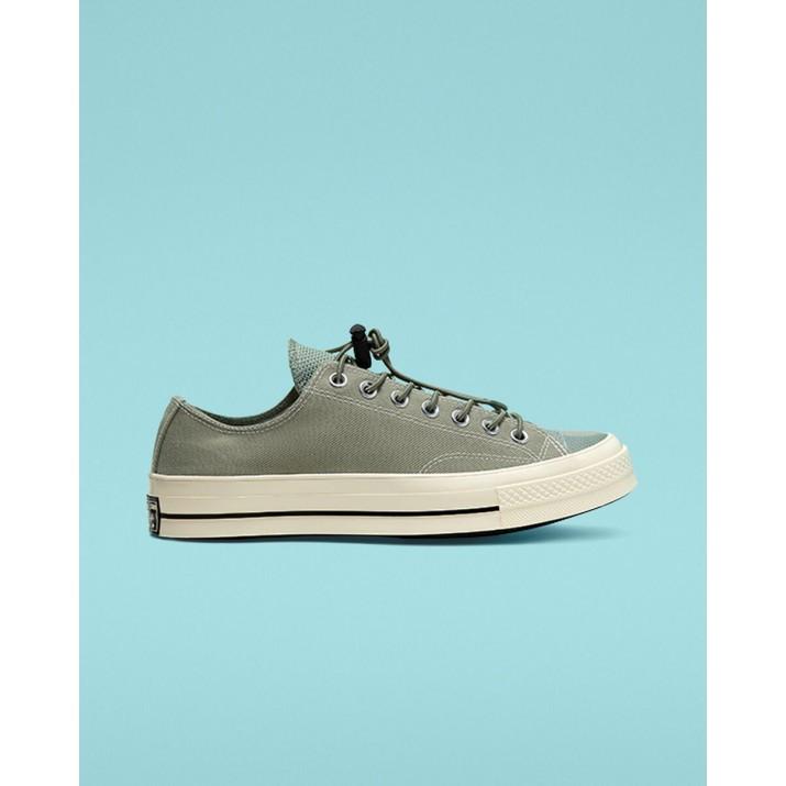 Mens Converse Chuck 70 Shoes Grey/Black 049SHOTR