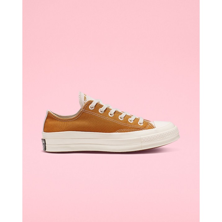 Mens Converse Chuck 70 Shoes Brown/Beige/Black 105MDKFL