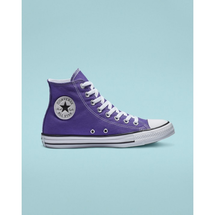 Converse Chuck Taylor All Star Womens Shoes Purple 212ZXAZS