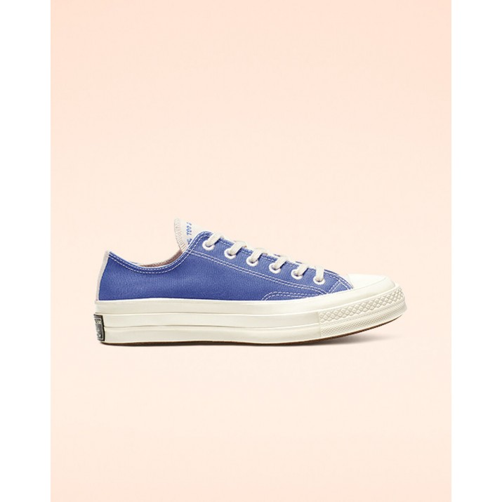 Converse Chuck 70 Mens Shoes Blue/Beige/Black 219LIQHT