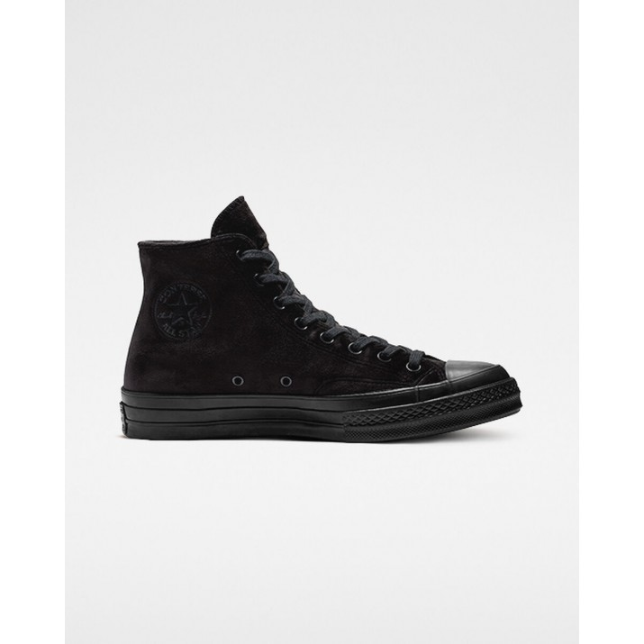 Mens Converse Chuck 70 Shoes Black/Black 224JGNDQ