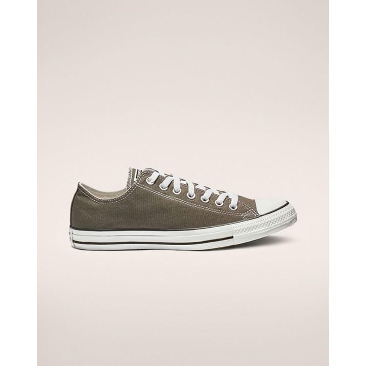 Womens Converse Chuck Taylor All Star Shoes Deep Grey 252ZOCGD