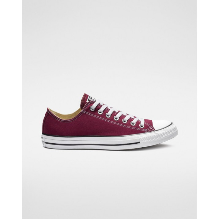 Womens Converse Chuck Taylor All Star Shoes Burgundy 255FIHDR