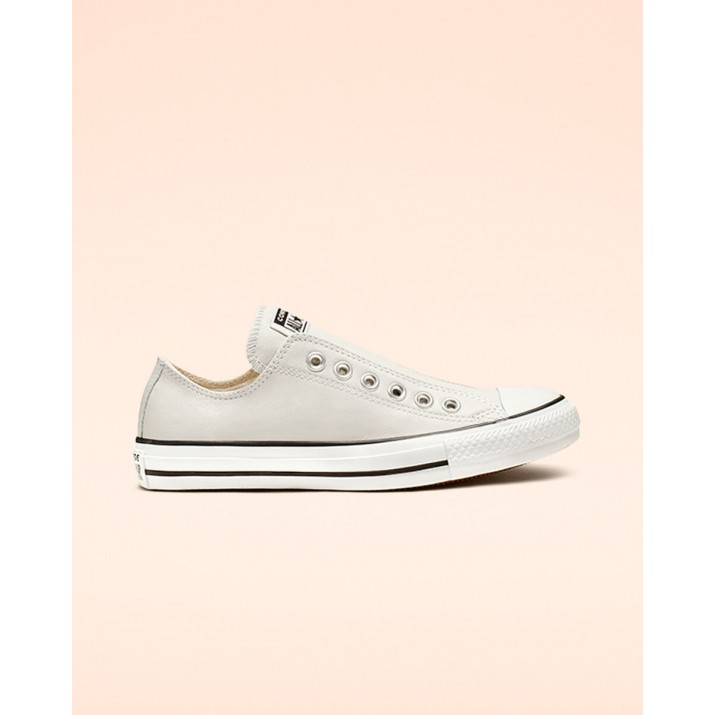 Mens Converse Chuck Taylor All Star Shoes White/Black 262LEKEU