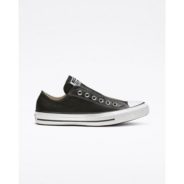 Mens Converse Chuck Taylor All Star Shoes Black/White/Black 275BAXZF