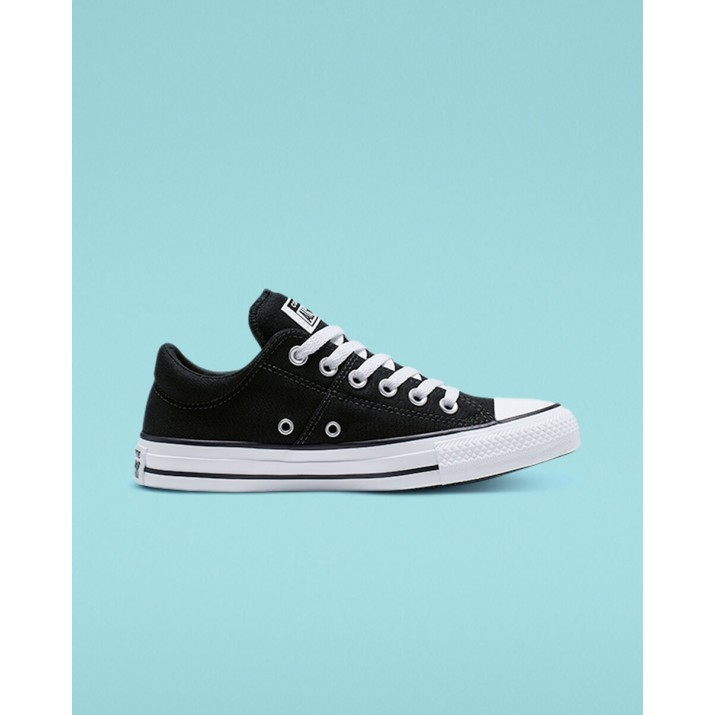 Womens Converse Chuck Taylor All Star Shoes Black/White/Black 357LDHZJ