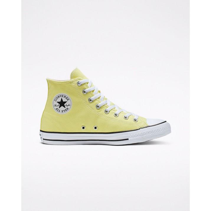 Womens Converse Chuck Taylor All Star Shoes White/Black 433HHTNU