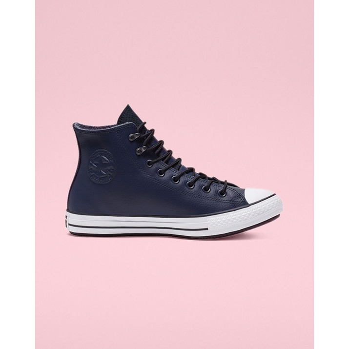 Mens Converse Chuck Taylor All Star Shoes Obsidian/Black/White 475ZNROF