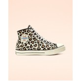 Mens Converse Lucky Star Shoes Black 524IVWKF