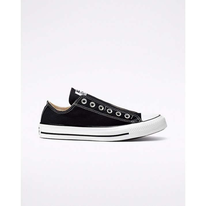 Converse Chuck Taylor All Star Mens Shoes Black/White/Black 531LKFKG
