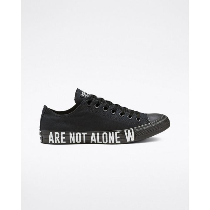 Converse Chuck Taylor All Star Mens Shoes Black/White/Black 537RNIYA