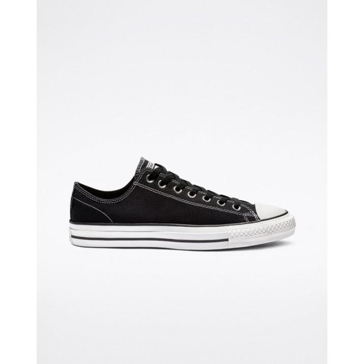 Converse Ctas Pro Womens Shoes Black/White 550TFBRS