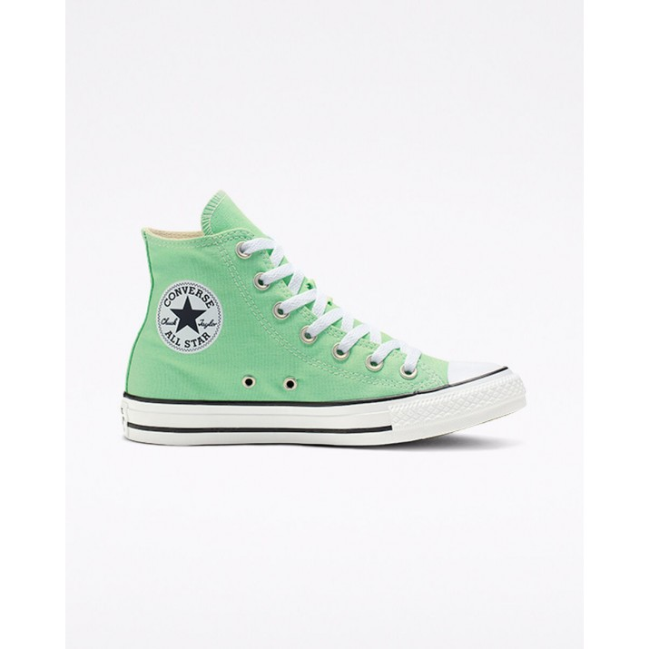 Zapatillas Converse Chuck Taylor All Star Mujer Verde 635KZEFC