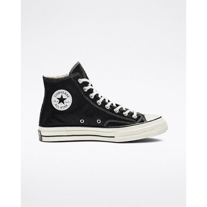 Womens Converse Chuck 70 Shoes Black 675GQXNW