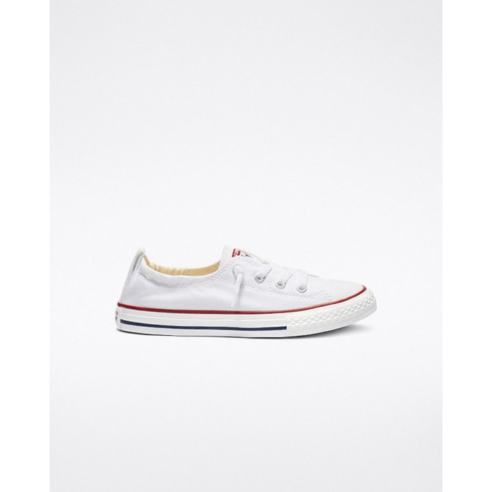 Kids Converse Chuck Taylor All Star Shoes White 677AMIYZ