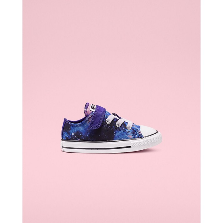 Kids Converse Chuck Taylor All Star Shoes Blue/Pink/White 704CEDCL