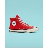 Zapatillas Converse Chuck 70 Mujer Rojas/Negras 783WEZSH