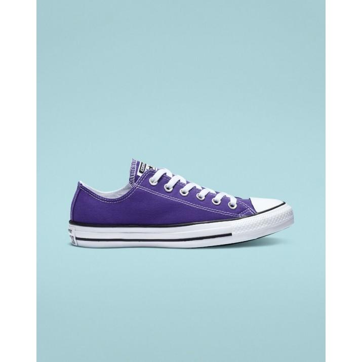 Womens Converse Chuck Taylor All Star Shoes Purple 794NDKHG
