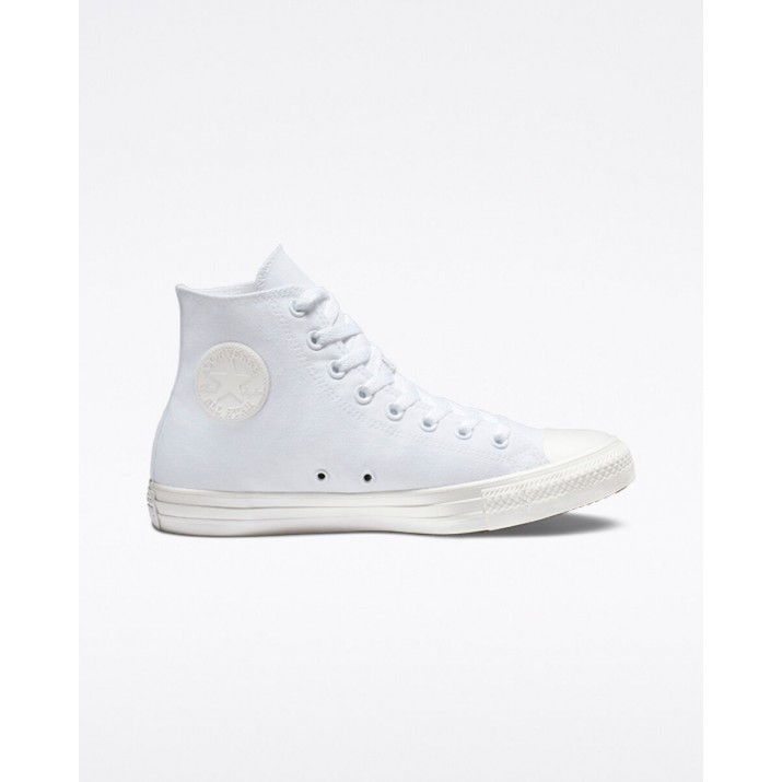 Mens Converse Chuck Taylor All Star Shoes White 794YIUGR