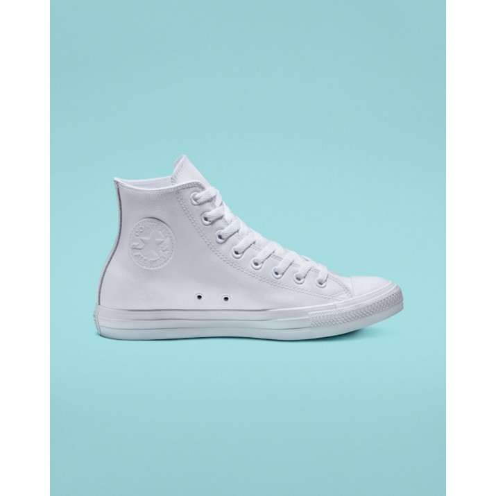 Womens Converse Chuck Taylor All Star Shoes White 796GLQUH