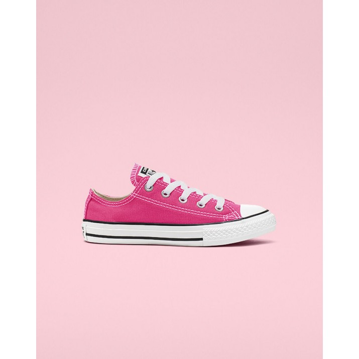 Kids Converse Chuck Taylor All Star Shoes Pink 819MBPZE