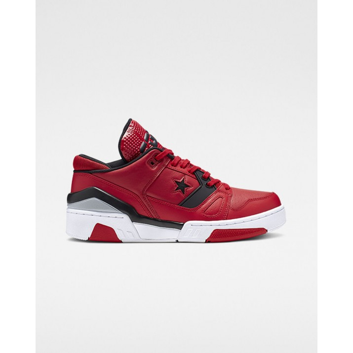 Womens Converse Erx 260 Shoes Red/Black/White 832AJUQQ