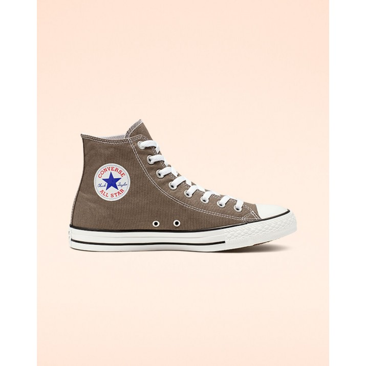 Womens Converse Chuck Taylor All Star Shoes Deep Grey 889ZPBVC