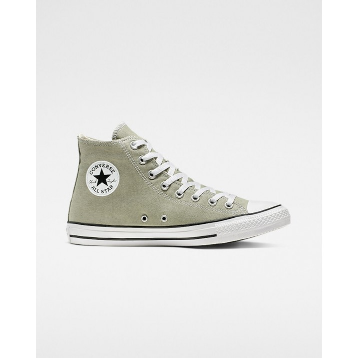 Womens Converse Chuck Taylor All Star Shoes Grey 910GGZTQ