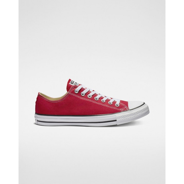 Womens Converse Chuck Taylor All Star Shoes Red 946JUEPX